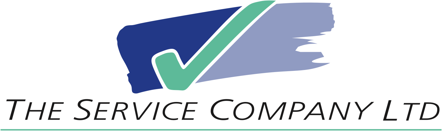 The Service Company: Logo